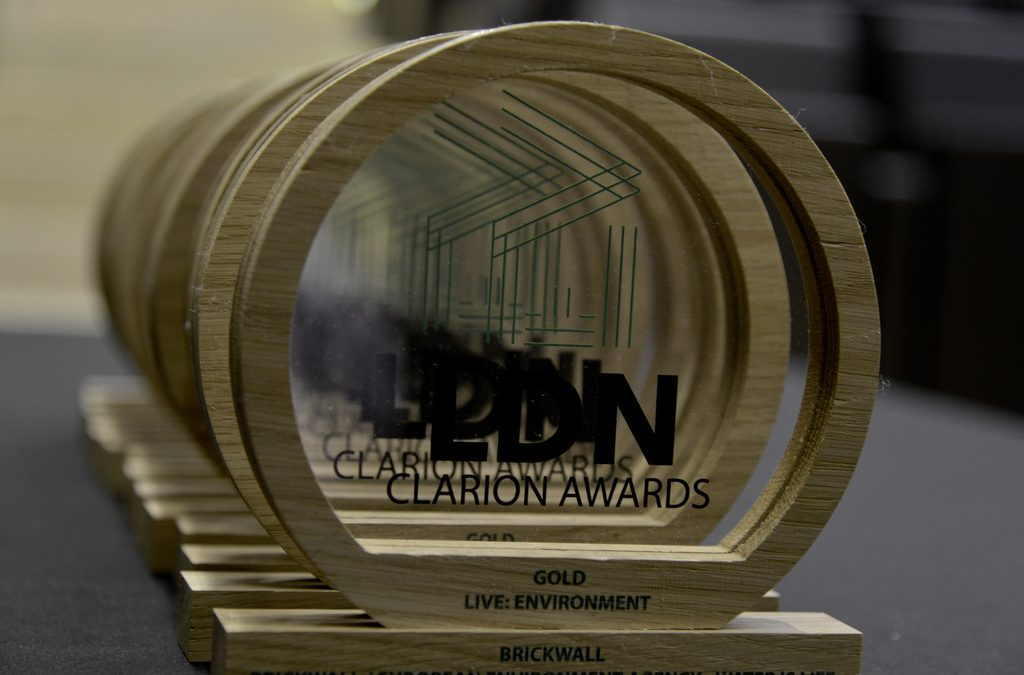 EVCOM Clarion Awards Judges Announced