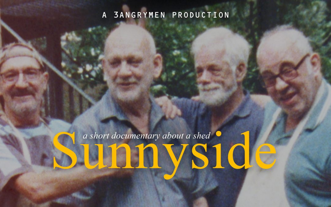 Member News: 3angrymen Release New Documentary to coincide with mental health awareness week