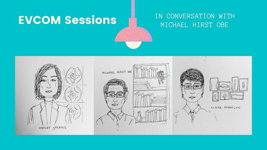 EVCOM Sessions: In Conversation with Michael Hirst OBE