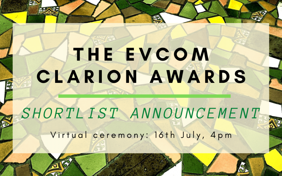 EVCOM Clarion Awards 2020 Shortlist