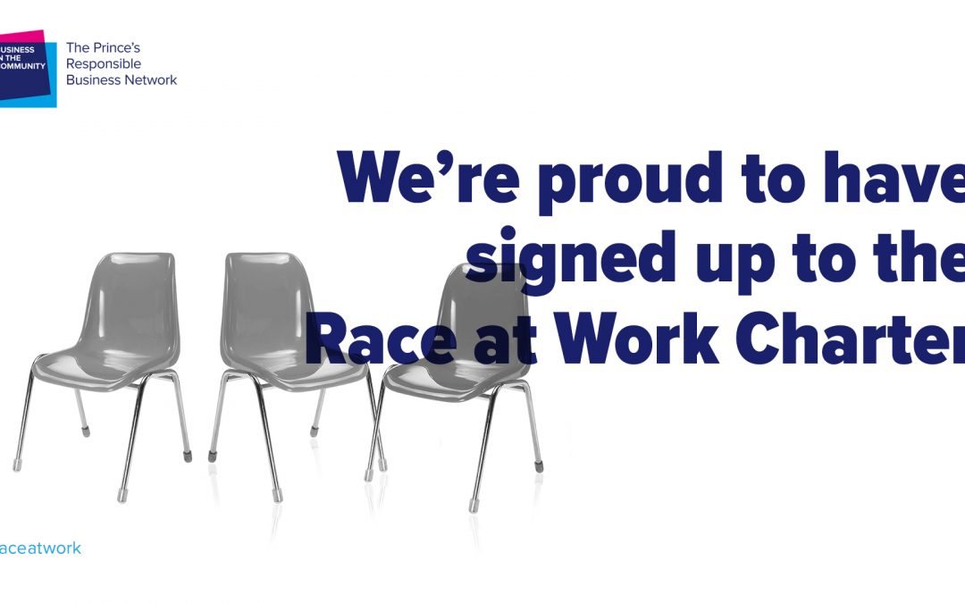 EVCOM Sign Up to Race At Work Charter