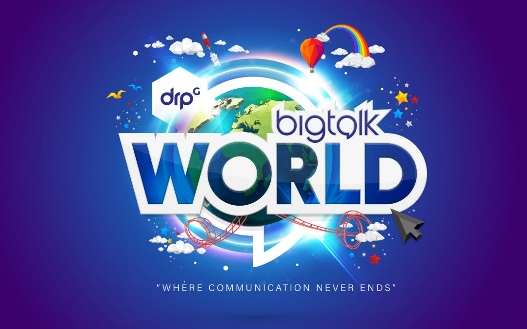 DRPG LAUNCH FIRST EVER COMMUNICATIONS VIRTUAL THEME PARK FOR ANNUAL THOUGHT LEADERSHIP EVENT
