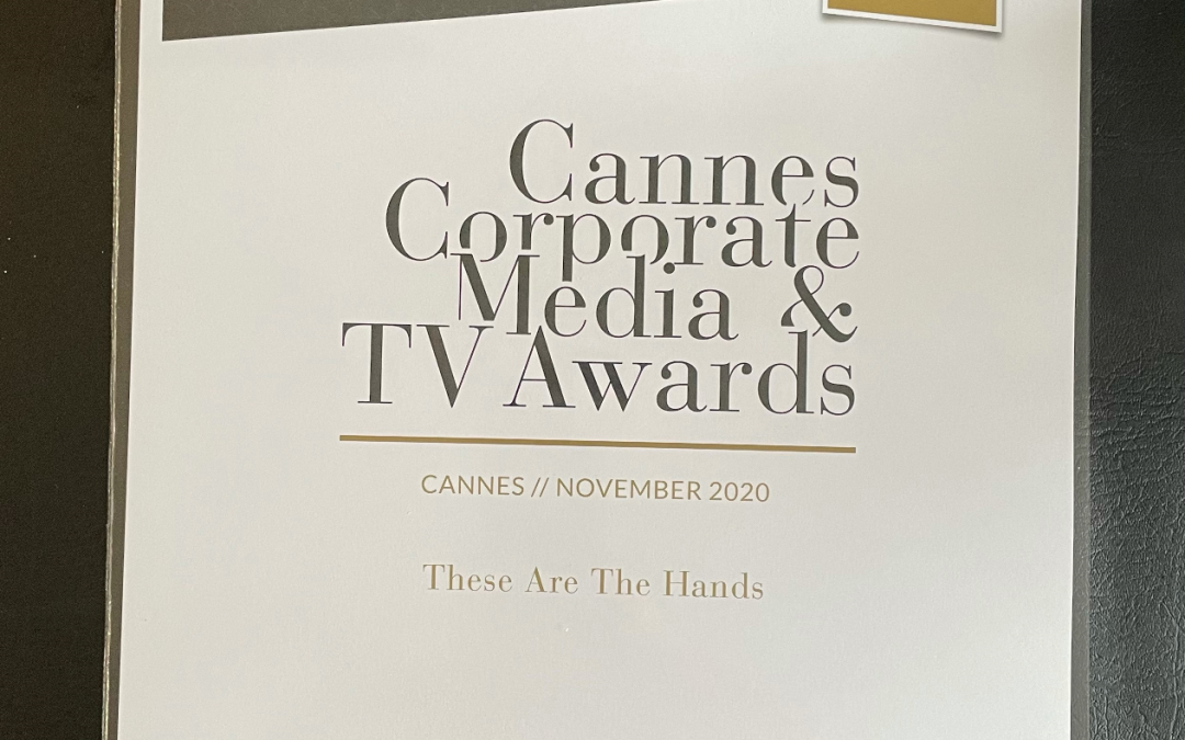 These Are The Hands: Cannes Corporate Finalist