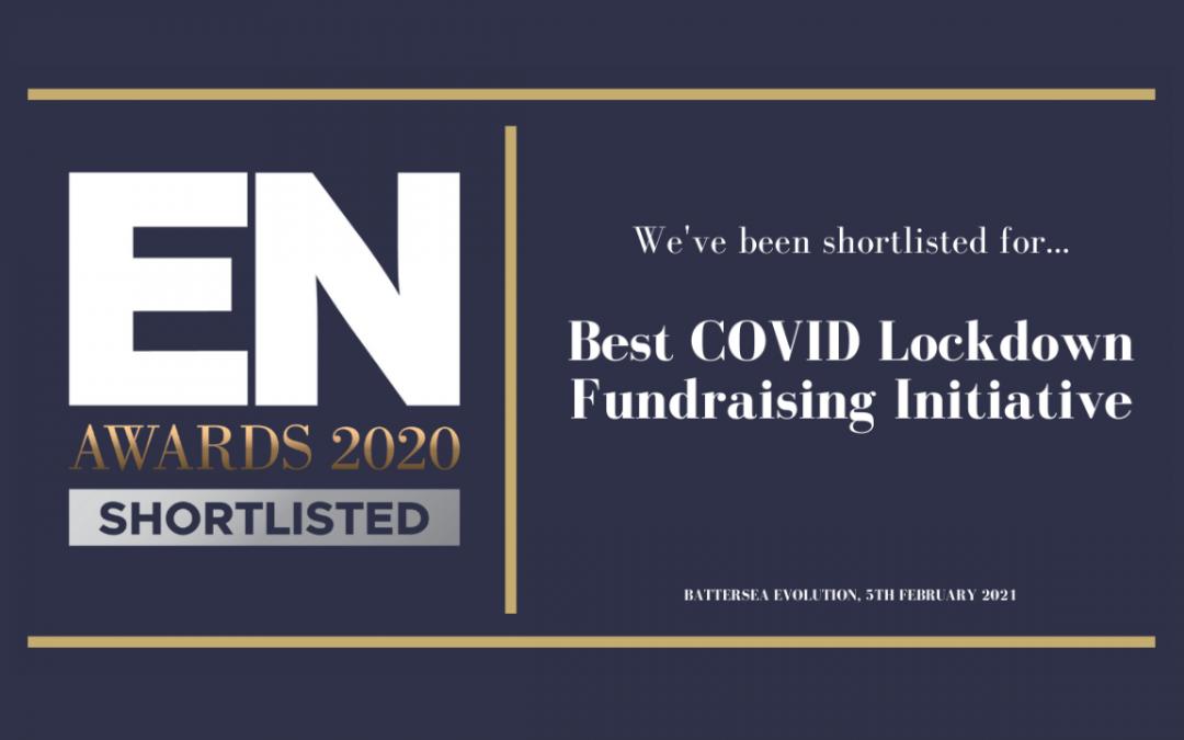 EN Awards: We've been shortlisted!