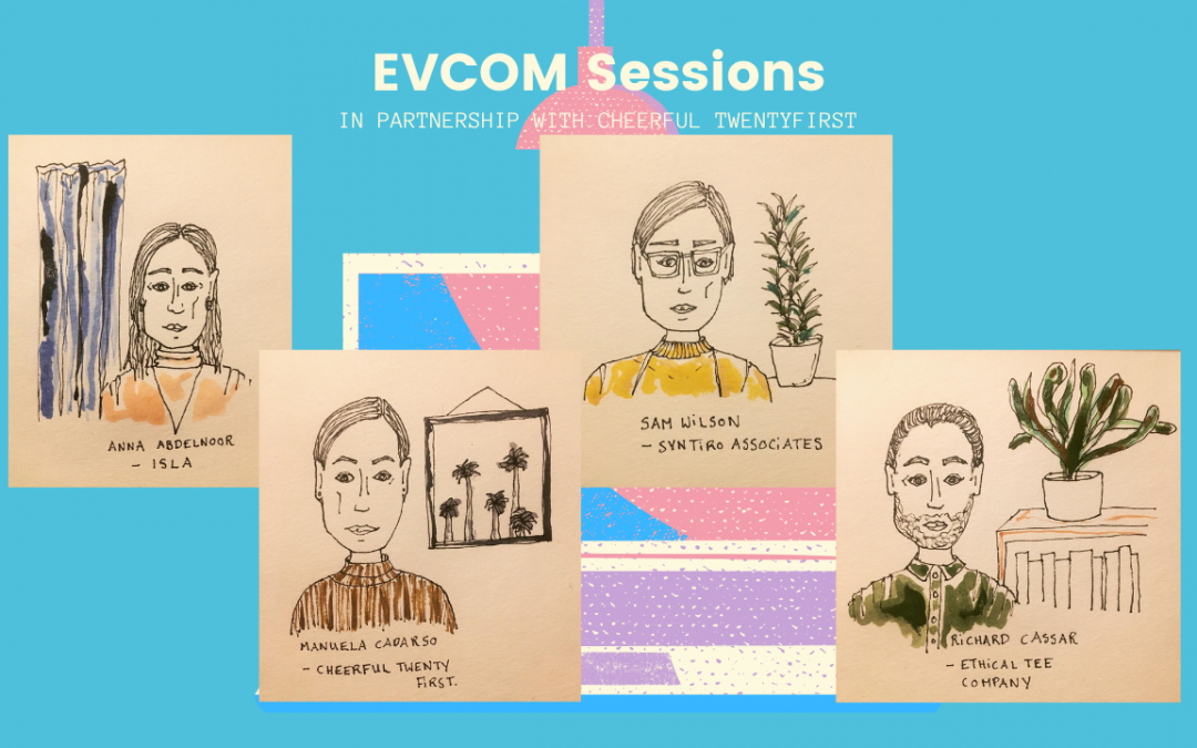 EVCOM Sessions: Establishing A Sustainable Standard for Events