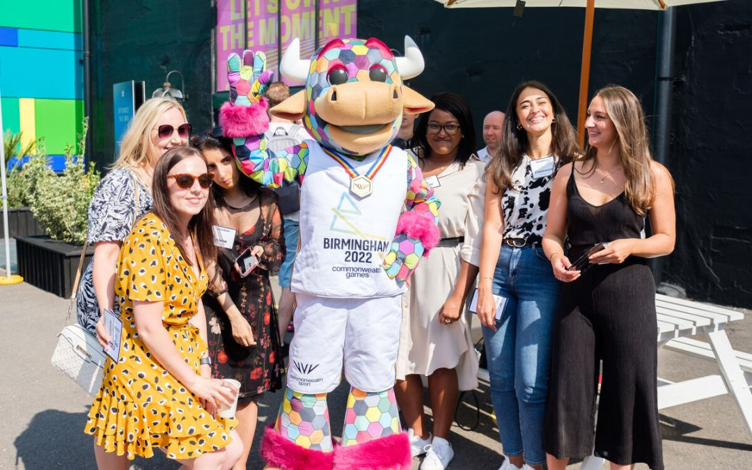 Member News: Birmingham 2022 appoints DRPG as Official Promotional Event Services  Provider for the Commonwealth Games