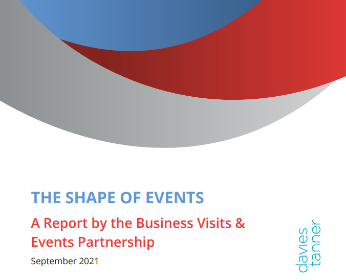 BVEP publishes its 'Shape of Events' Report